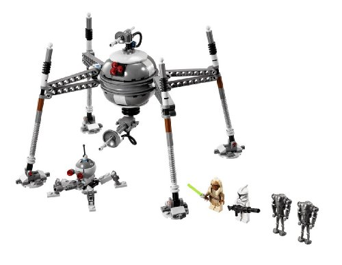LEGO-Star-Wars-Tm-75016-Homing-Spider-Droid-0-0