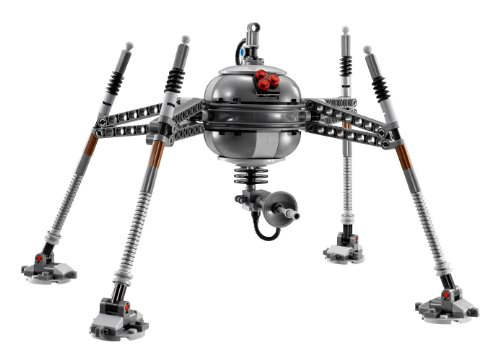 LEGO-Star-Wars-Tm-75016-Homing-Spider-Droid-0-2