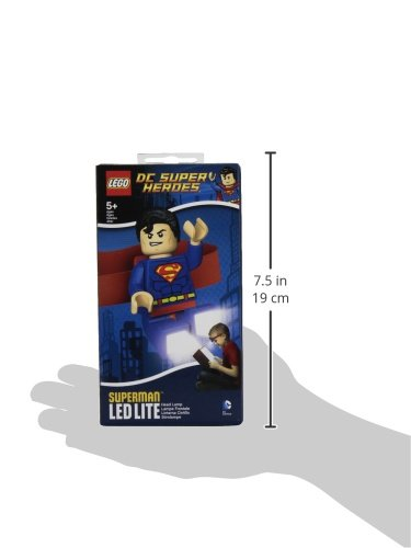 LEGO-DC-Universe-Super-Heroes-Superman-Lampada-Frontale-0-0