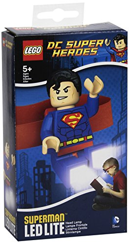 LEGO-DC-Universe-Super-Heroes-Superman-Lampada-Frontale-0