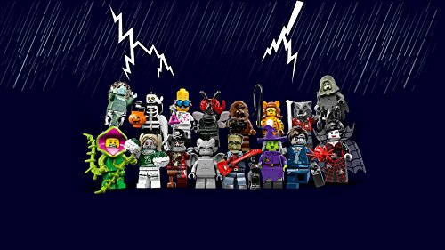 LEGO-MINIFIGURES-MONSTERS-71010-SERIE-14-NEW-0-0