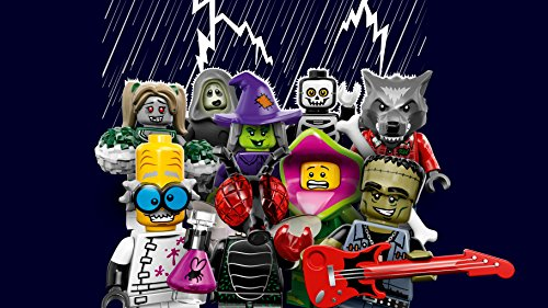 LEGO-MINIFIGURES-MONSTERS-71010-SERIE-14-NEW-0-1