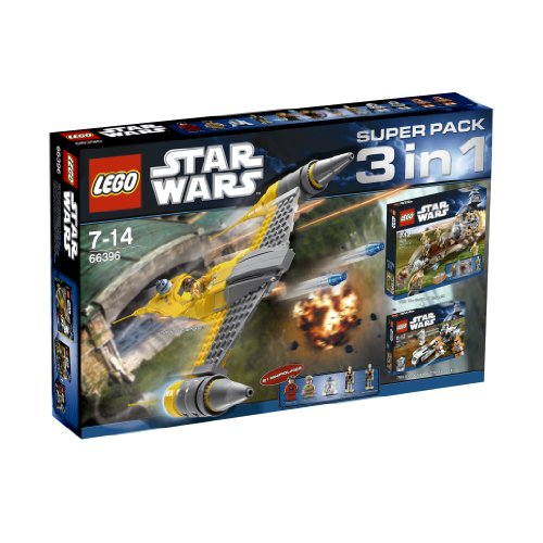 LEGO-Star-Wars-3-in-1-Super-Pack-Collection-66396-Included-787779297913-0