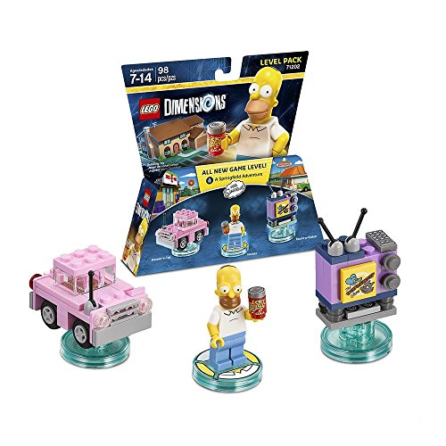 Lego-Dimensions-Level-Pack-Simpson-0-0